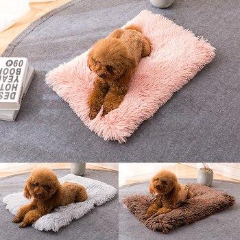 Soft Fleece Dogs Sleeping Mat  3
