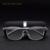 Hepidem 2017 new espelho de alumínio e magnésio polarizada óculos de sol dos homens da marca designer driving oculos de óculos de sol para homens retro masculino