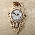 Настенные часы в европейском стиле  роскошные часы для гостиной  бесшумные креативные простые современные большие настенные часы в стиле р...