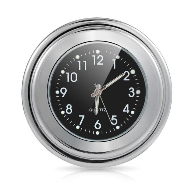 carchet moto guidon horloge montres 7 8 moto de guidon de. Black Bedroom Furniture Sets. Home Design Ideas