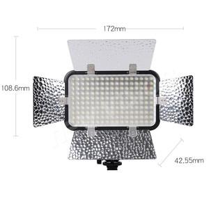 Image 3 - Godox LED170 II LED170II Hot Shoe Mount Continuous Portable Video LED Panel Lights for DSLR DV Camera