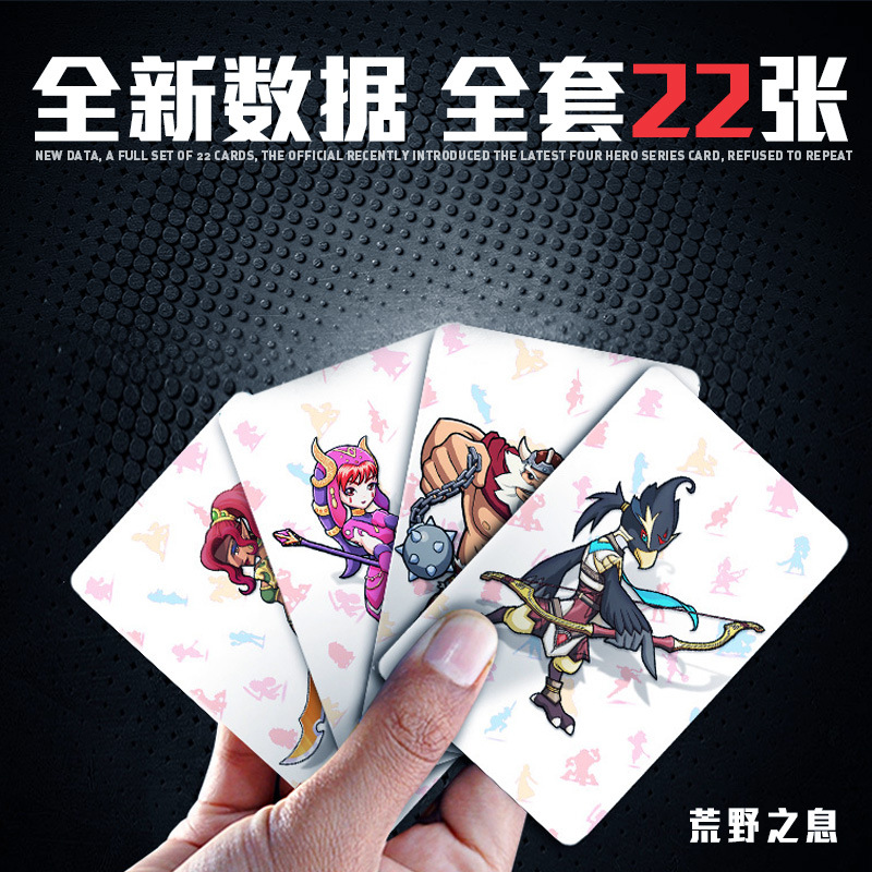 23Pcs/set Zelda <font><b>NFC</b></font> <font><b>Card</b></font> Of <font><b>Amiibo</b></font> NS Game <font><b>Switch</b></font> TAG Mini <font><b>Card</b></font> Ntag215 Smart Chip Include 20 heart Wolf Young Link 4 Hero Tagmo image