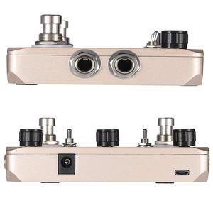 Image 5 - Rowin Twin Looper Station Electric Guitar Effect Pedal Loop Station for Guitarists Golden