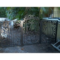 Home Fence Design Gates Fence Car Parking Gates Iron Gates Fence Gates