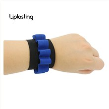 Hot Selling Mini Professional Wristband store soft bullet For Nerf Gun Toy Children Game