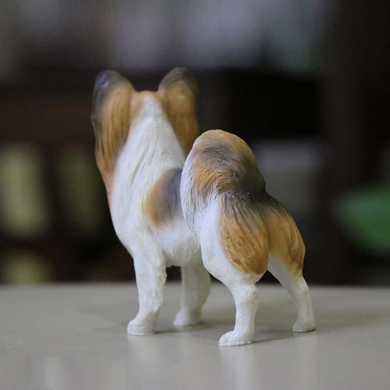 Mnotht Mini Dog Toy 1/6 Emulation մայրցամաքային - Խաղային արձանիկներ - Լուսանկար 3