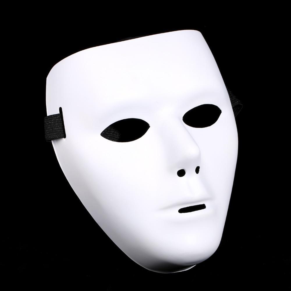 Women Shuffle Dance Mask Cool Hip pop Ghost Dance Male Scary ...