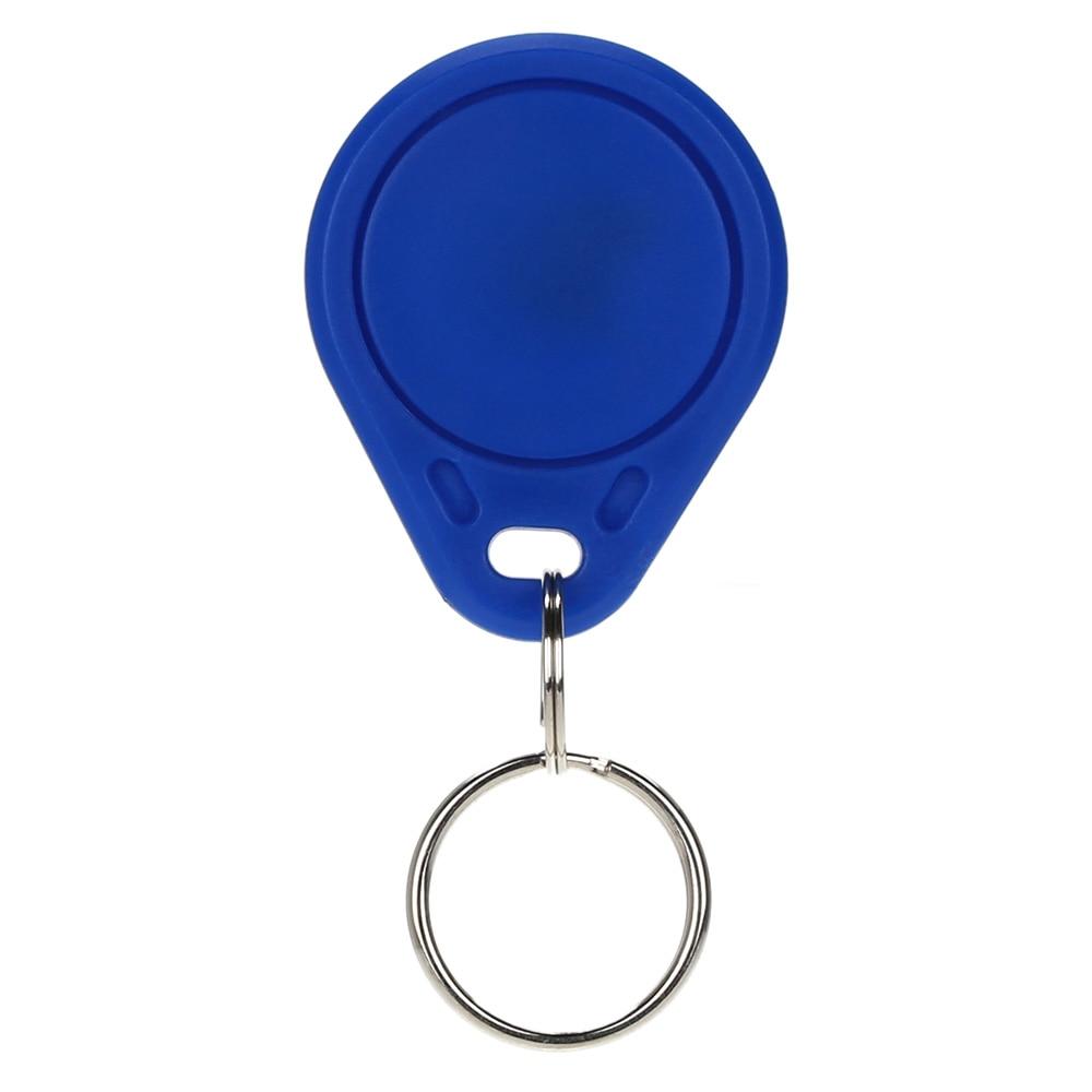 DWE CC RF 50pcs per lot 125khz TK4100 em id key fob rfid tag for door access control system