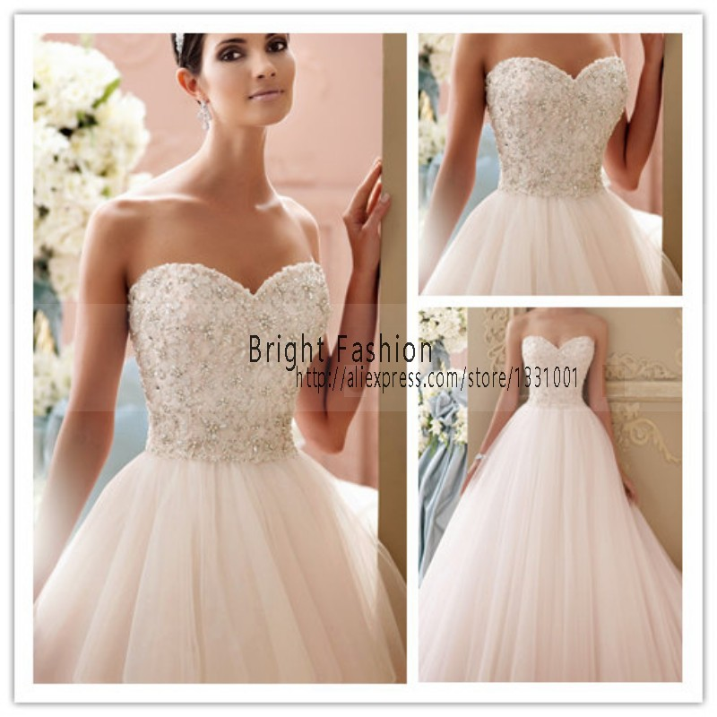 aliexpresscom buy off the shoulder wedding dress 2015 romantic wedding dresses designers sexy sweet bridal gowns a line weding dress custom made from