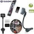 EUGIZMO Carregador de Carro Universal Suporte Do Telefone Móvel Magnético com 3-port USB Porto de Carregamento para iPhone Samsung Huawei ect.