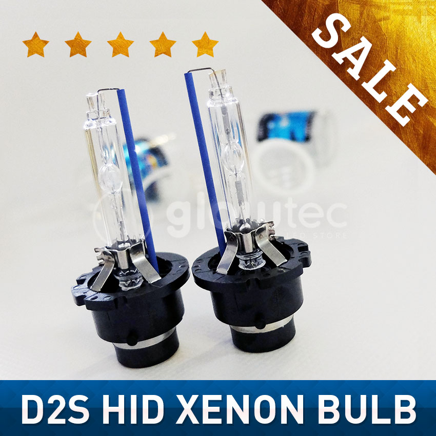 D2S HID XENON bulb, 1pc, 2pcs, 10 pcs, 35W Car Auto Headlight lamp 12V 6000K 4300K HID Replacement kit discount GLOWTEC