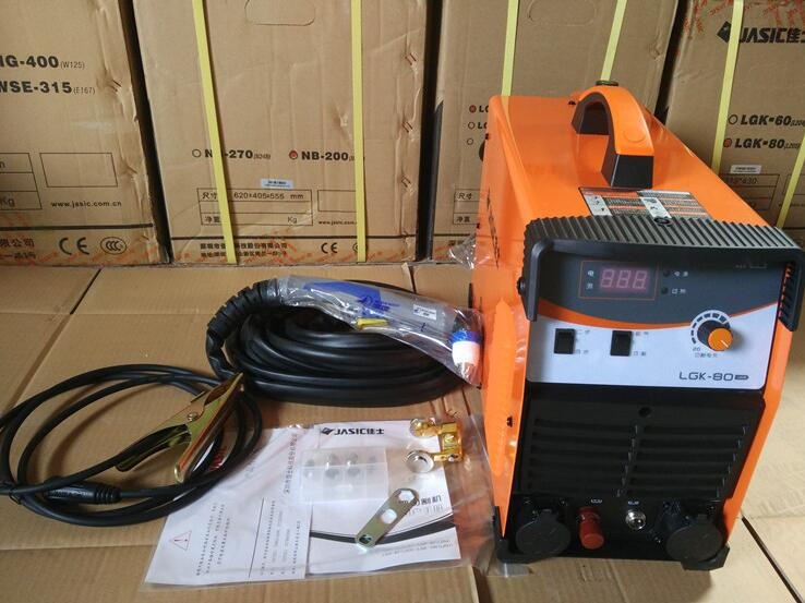 380V LGK-80 CUT80 Hand Inverter Air Plasma Cutter Schneid Maschine 80A