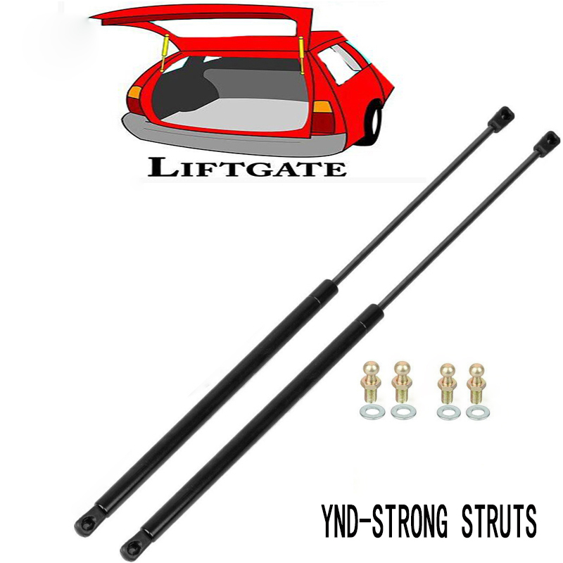 2x Tailgate Gas Spring Prop Lift Support Strut 6225