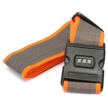Safety Belt Lock Combination Travel Luggage Suitcase band