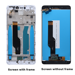 Image 5 - AAA Quality LCD+Frame For Xiaomi Redmi Note 4X LCD Display Screen For Redmi Note 4 Global Version LCD Only For Snapdragon 625