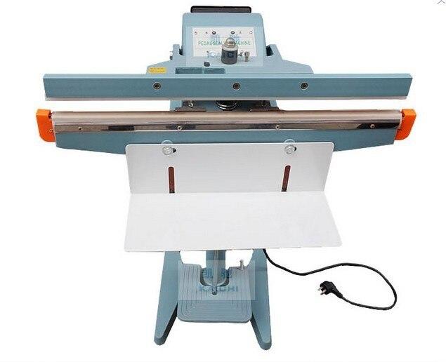 Foot Pedal Impulse Sealer Heat Sealing Machine Plastic Bag 350mm 13 Inch