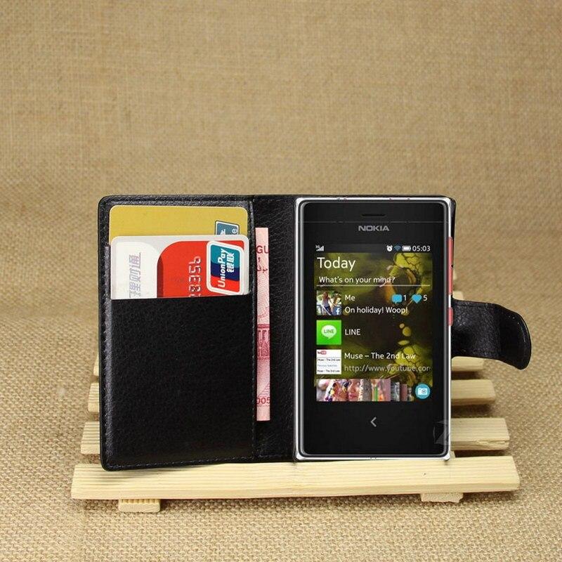 Nokia Asha 502 Case, Fashion Phone Funda Cover Cases for Nokia Asha 502 Dual SIM Case ...  Nokia Asha 502 ...
