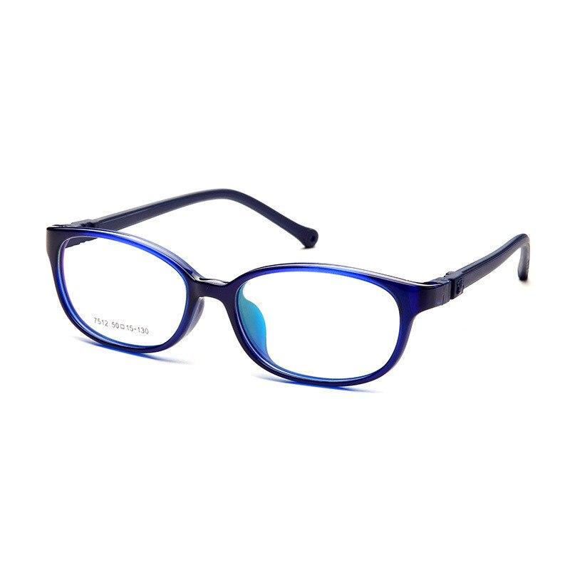 KESMALL New Children Gaming Glasses Frame Brand Design Boys Girls Fashion Detachable Eyeglasses Frames Marco De Lentes XN857