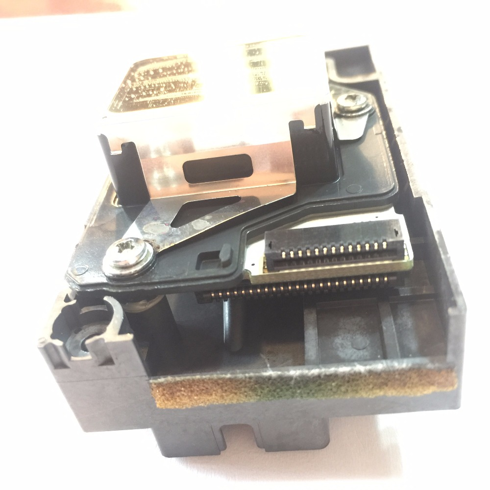 Best Printhead PRINT HEAD For EPSON P50 A50 L800 L801 L803 F180000 Print head for Epson R290 R280 R285 PM-G860 A840 A940 T960 high quality original print head f156000 printhead compatible for epson rx700 pm a900 pm a950 printer head