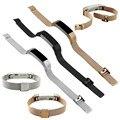 Correa Para Fitbit Alta Alta Calidad Oro Negro Astilla Milanese Reloj Pulsera Correa de la Venda Para Fitbit Alta Accesorios de Seguimiento