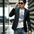 Resorte libre del envío 2016 del Resorte nuevos modelos de explosión de Corea Delgado Hombres afluencia salvaje macho pequeño arroyo blazers barato al por mayor