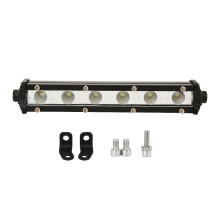 7inch 18W LED Work Light Bar With Cree Chips Extreme Slim Flood Spot Beam Auto LED Worl Lamp Bulbs For Jeep Offroad Car-Styling