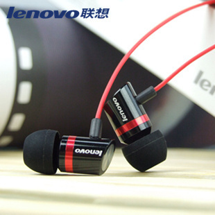 Lenovo e111a noodles earphones in ear earphones mp3 bass earplugs earphones