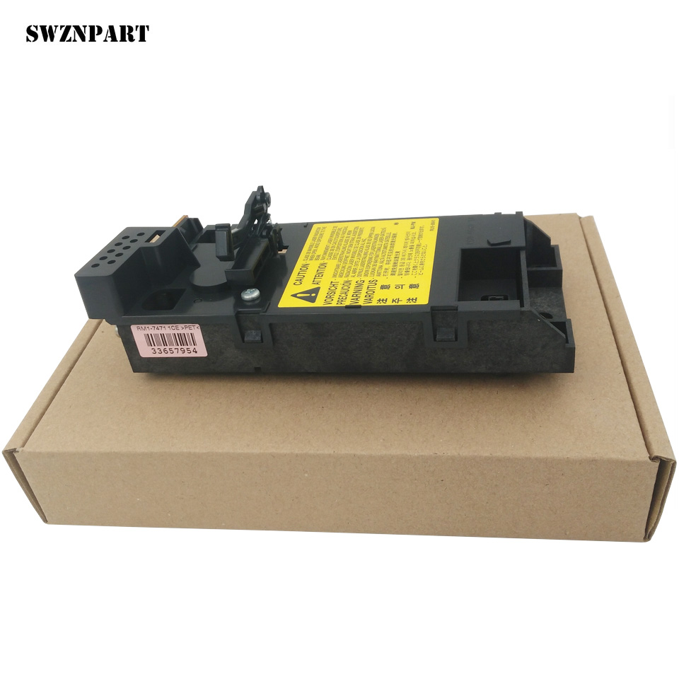 Laser scanner assy For HP P1102 P1106 P1108 P1109 P1102W M1130 M1132 M1136 M1210 M1212 M1213 M1216 M1217 M1218 M1219 RM1-6878 high quality black laser toner powder for hp ce285 cc364 p 1102 1102w m 1132 1212 1214 1217 4015 4515 free shipping by dhl fedex