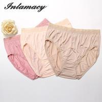 Plus Size 100 Pure Silk Women S Briefs Underwear Panties