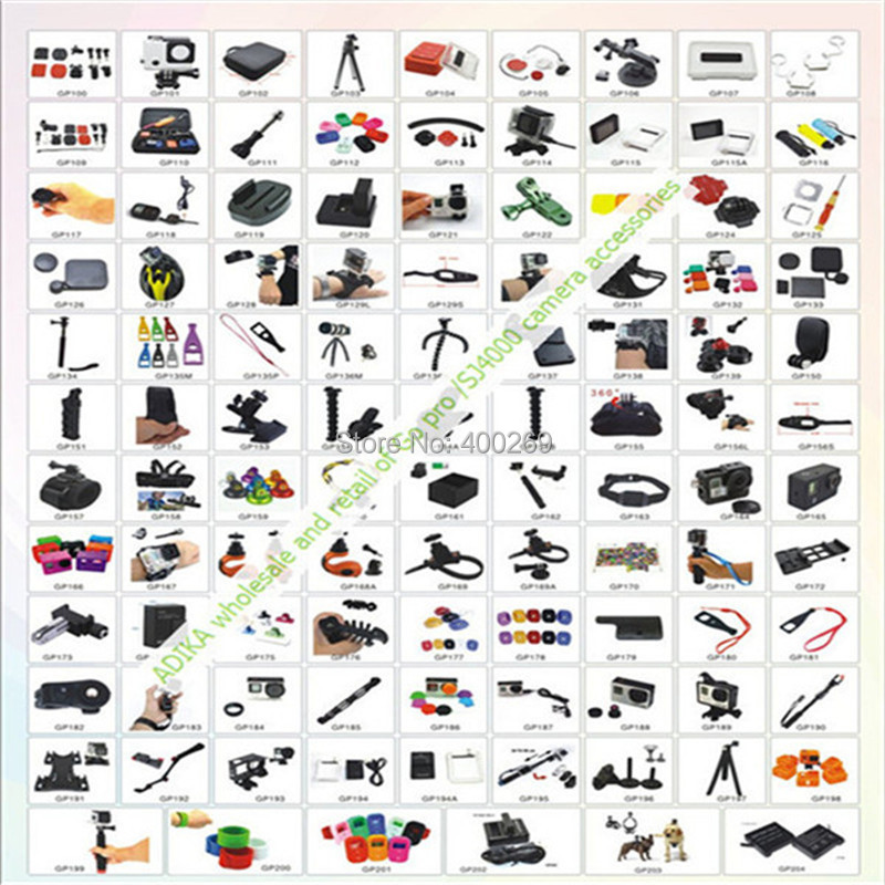 Wholesale Gopro Accessories
