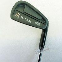 Новый Cooyute Гольф клубы Миура CB 501 кованый черный Гольф Утюги Набор 4 9 P утюги клубы с NSPRO 950 стали гольф вал Бесплатная доставка