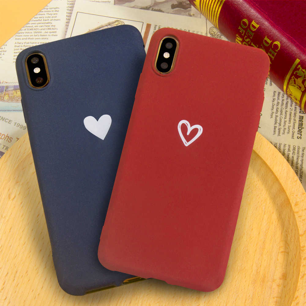 Fashion Matte silicone Cute Case For Huawei Mate 20 Pro Case Soft Phone Cover For Honor 8C 8X Max Case For Huawei P20 Lite Nova3