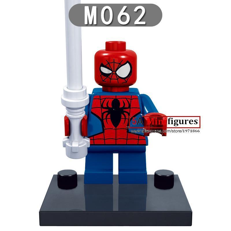 лего человек паук 4