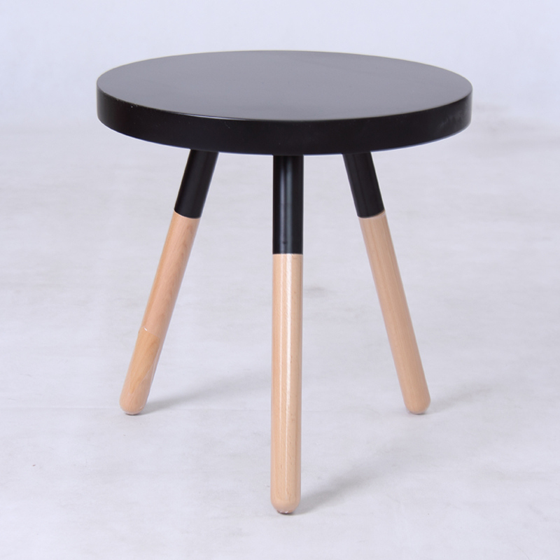 Captivating Simple And Stylish Candy Colored Small Round Table Coffee Table Ikea Coffee  Tables Coffee Table Modern Minimalist Casual In Other Salon Furniture From  With ...