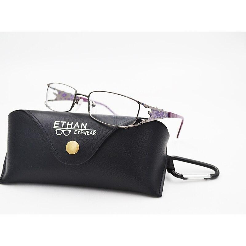 2018 Schmetterling Legierung Elegante Frauen Gläser Rahmen Weibliche Aushöhlen Optische Gläser Plain Eye Brillen Rahmen Myopie Brillen