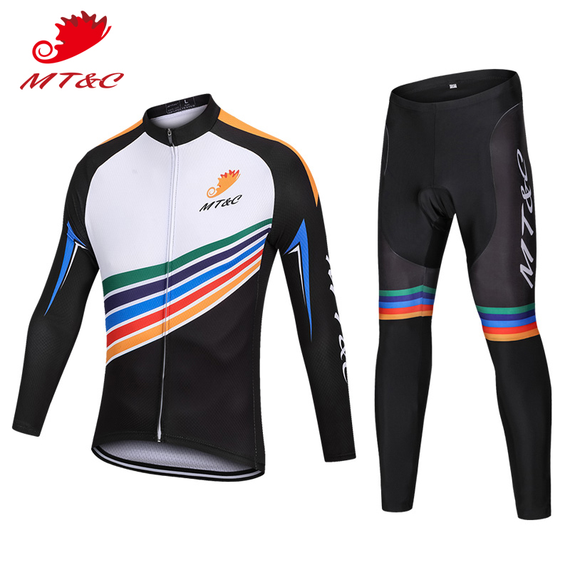 Bicycle 2018 bretelle ciclismo Man Bicycle 2018 bretelle ciclismo downhill Set White Black Breathable Elastic Clothing camisa Sp