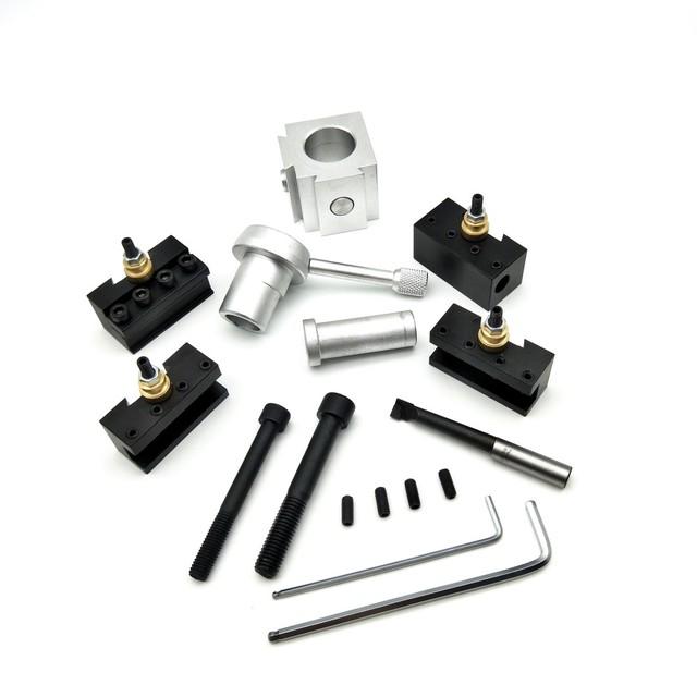 Professional Durable Metal Quick Change Tools Set