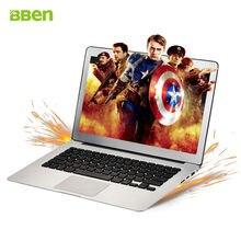 Bben 13.3 »ноутбуки Windows 10 Intel i5 Dual Core 4 ГБ оперативной памяти и SSD 64 ГБ HDMI клавиатура с подсветкой 13 дюймов ноутбук ультратонкие