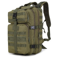 Increase the 3P attack tactics backpack military fans outdoor shoulder climbing backpack Camouflage bag F11