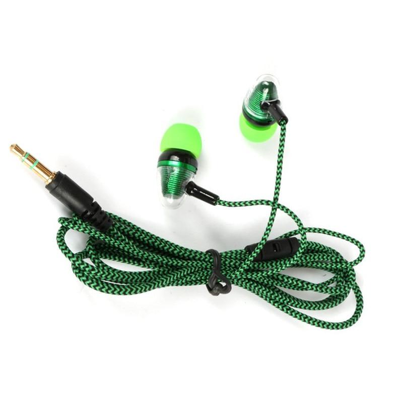 Image 2 - Mambaman TM1 Earphone 3.5mm in ear earphones bass sport fone de ouvido headset stereo earphone for phone xiaomi iphone 7 plus s9-in Earphones from Consumer Electronics