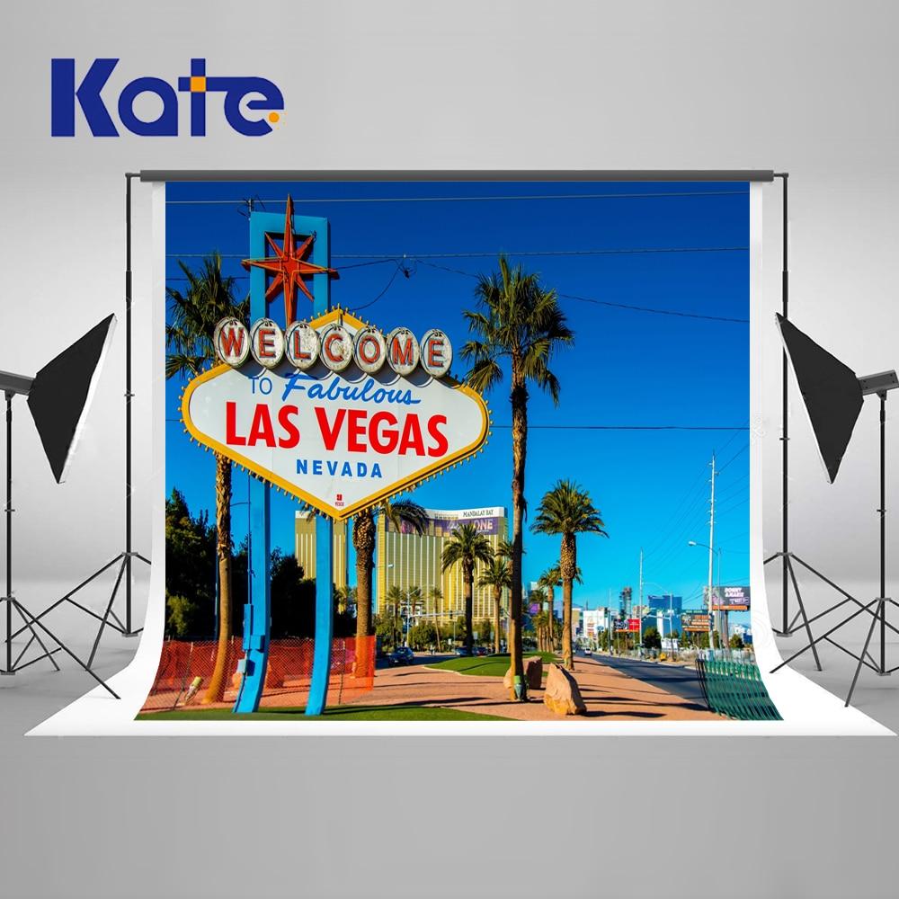 Kate 200x300cm (6.5x10ft ) City Achtergrond Doeken Fotografie Las Vegas Wedding Romantic Washable Photo Booth Backdrop insight guides las vegas city guide