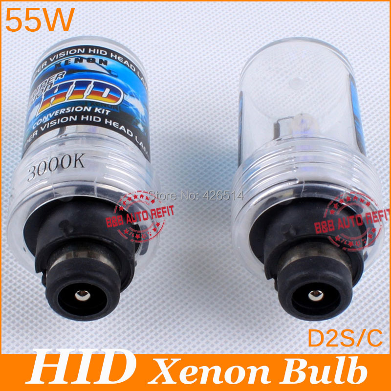HID Xenon Bulb  D2R D2C D2S Xenon Replacement Bulb 4300K 6000k 8000K 10000k HID Lamp For Car Headlight цена 2017
