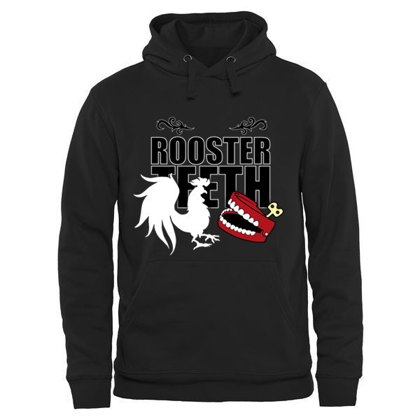 1f2a6297ab96 Hanmeinen Men s Rooster Teeth Salute To Service 100% Polyester Sweatshirts  Custom Any Image   Logo