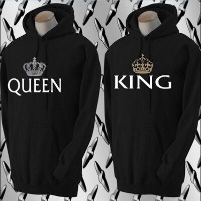 Aliexpress.com: Comprar Sudadera rey y reina pareja