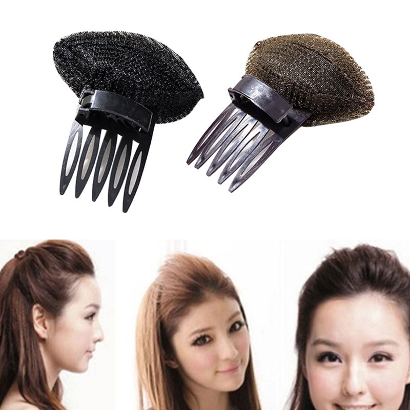 2018 New Fashion Hair Puff Paste Heightening Princess Hairstyle Device Styling Tools For Women Hair Accessories Women S Hair Accessories Aliexpress