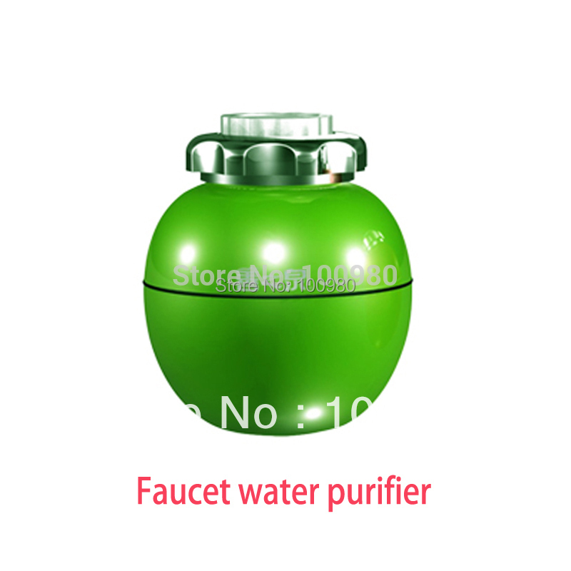 Activated Carbon Tap Water Water Purifier Use For Kitchen Faucet Tap Water Filter Purifier 1pcs kitchen water filter faucet healthy ceramic cartridge tap household activated carbon faucet mineral clear filter for water