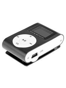 Image 5 - Kebidumei Mini USB Clip Digitale Mp3 speler Lcd scherm Ondersteuning 32 GB Micro SD Tf kaart FM radio