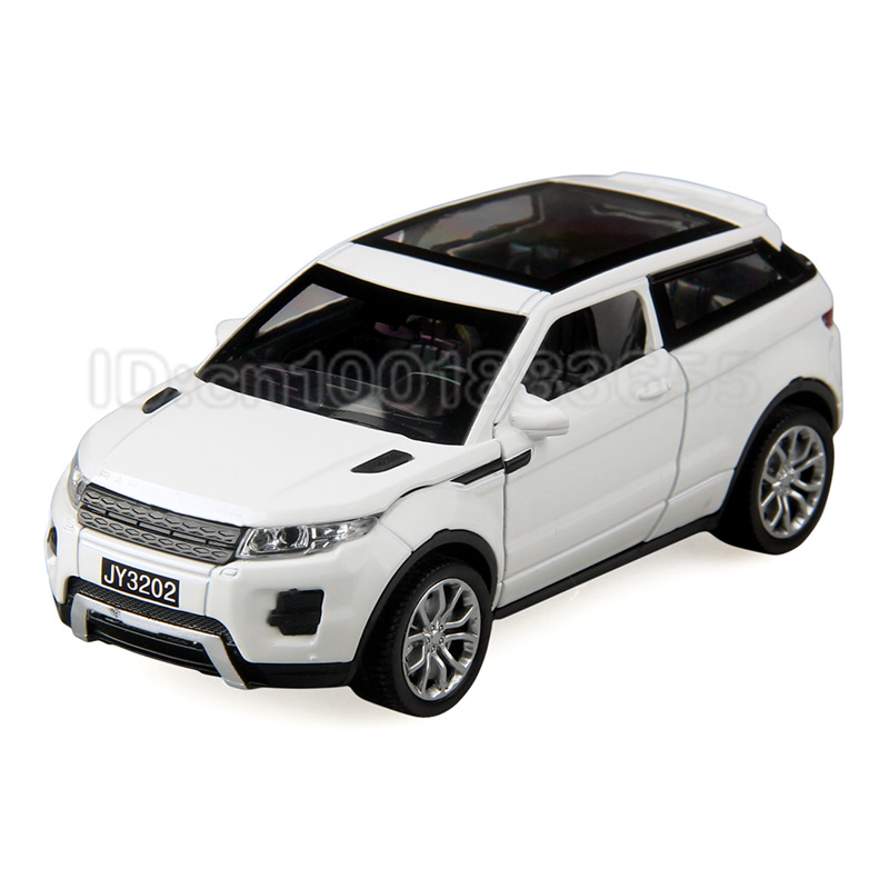 Zinc alloy model car 1:32 luxury SUV lighting creative puzzle high quality discount sport car model boys childrens toys gift