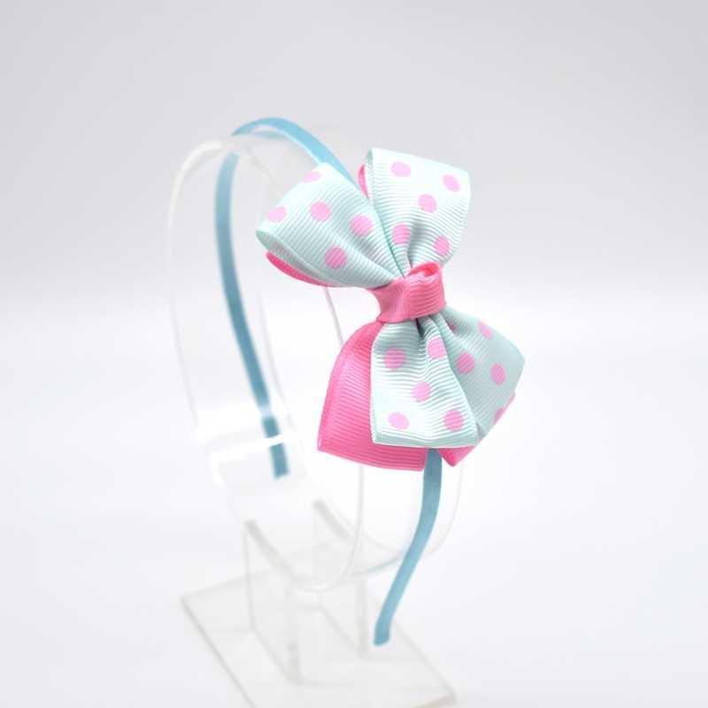 1 шт. ручные двухслойные милые бантики для маленьких девочек детские повязки для волос на голову Детские аксессуары для волос
