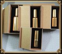 10pcs/lot 10ml/15ml/20ml/30ml/50ml/100ml High-grade lotion pump press bottle ,essence oil bottle,Packing jar with wooden box
